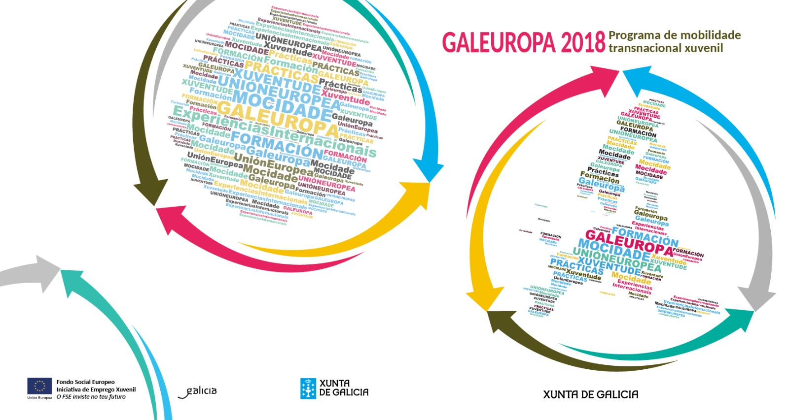 Folleto Galeuropa 2018 portada