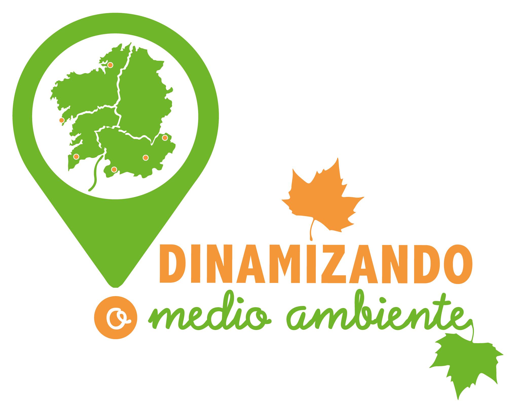 Logo Dinamizando MMAA