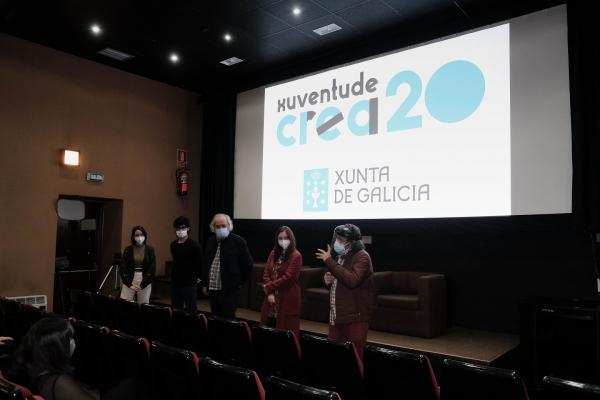 Premios da modalidade de Videocreación de Xuventude Crea 2020