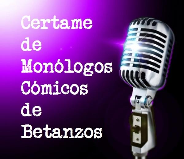 V Certame de Monólogos Cómicos de Betanzos