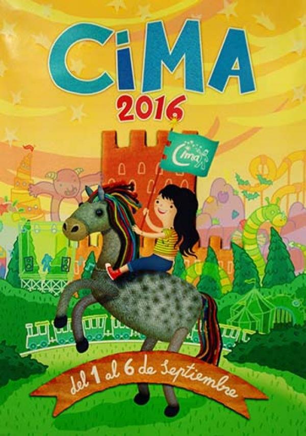 Concurso de carteis Ciudad Mágica 2017