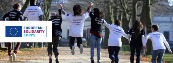 """Subvencións do Programa """"Corpo Europeo de Solidariedade"""" para o ano 2019"""