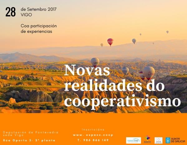 Novas realidades de cooperativismo