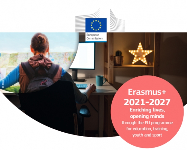 Lánzase oficialmente o novo Erasmus+ 2021-2027!