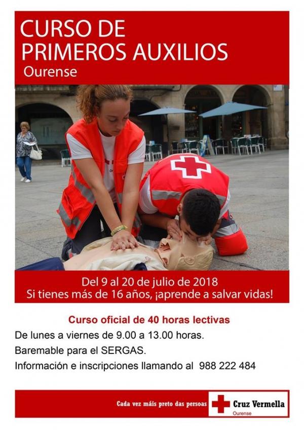 Primeiros Auxilios en Ourense