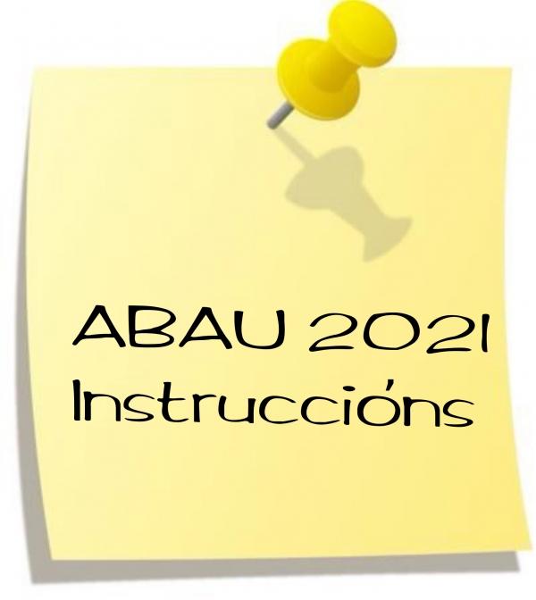 Como será a ABAU de 2021?