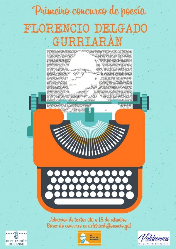 I Premio de Poesía Florencio Delgado Gurriarán