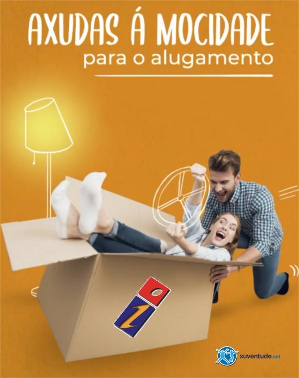 Vivenda: axudas á mocidade para o alugamento