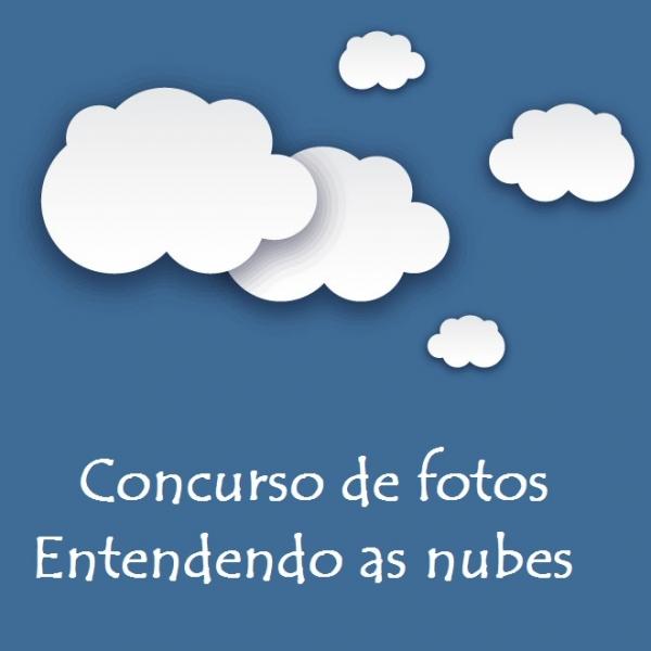 Concurso de fotografía Entendendo as nubes