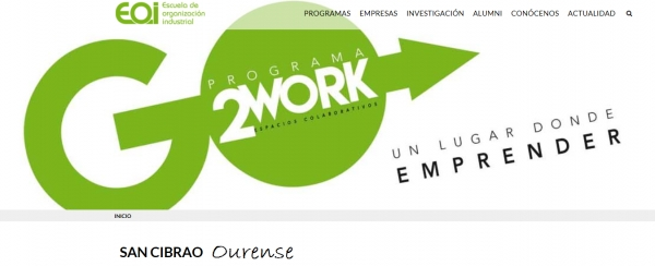"Coworking ""Forestal-Madera IGAPE"" Ourense"