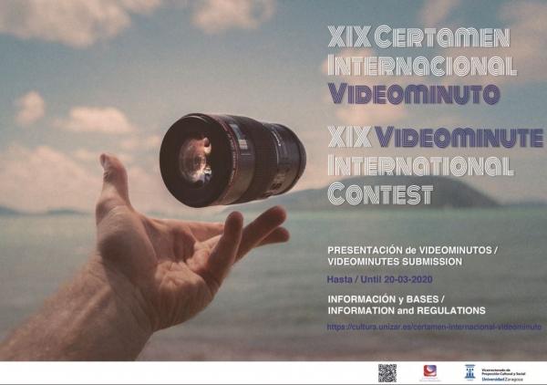 XIX Certame Internacional Videominuto