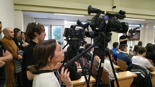 Prazas no Centro de Formación Audiovisual da Deputación de Lugo