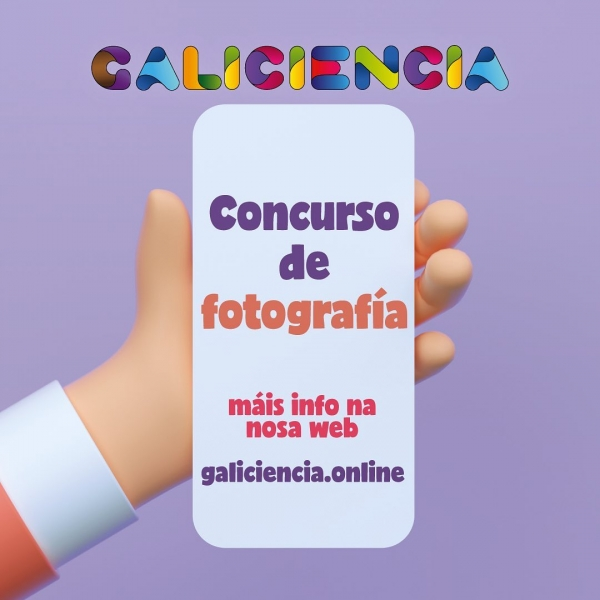 Concurso de fotografía de Galiciencia