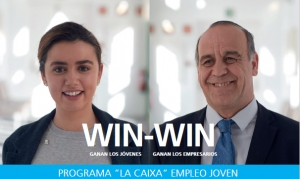 Programa La Caixa Emprego Novo