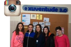 Conta de Instagram das Correspondentes Xuvenís do IES Xelmírez I