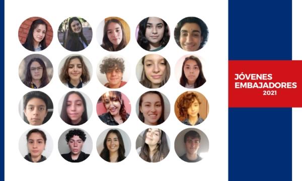 Mozos/as Embaixadores Europeos (YEA)