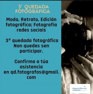 3ª Quedada Fotográfica en Carballo