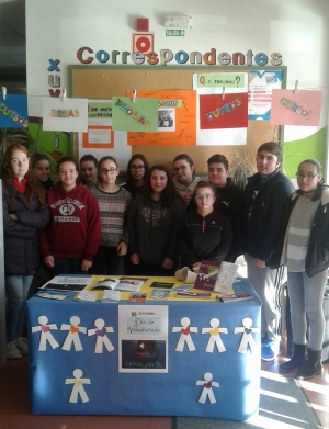 IES Porto do Son: Día Internacional do Voluntariado