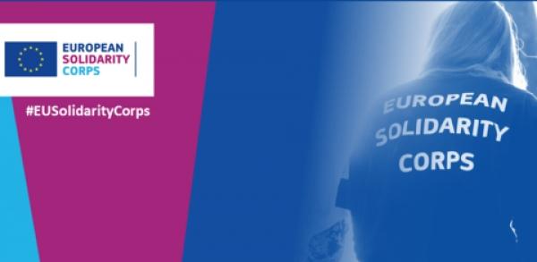 Nova convocatoria do Corpo Europeo de Solidariedade 2020