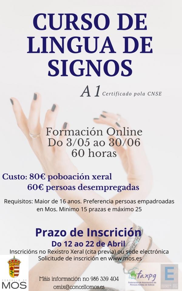 Lingua de signos en Mos