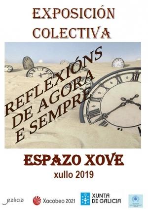 Reflexións de agora e sempre no Espazo Xove de Ourense