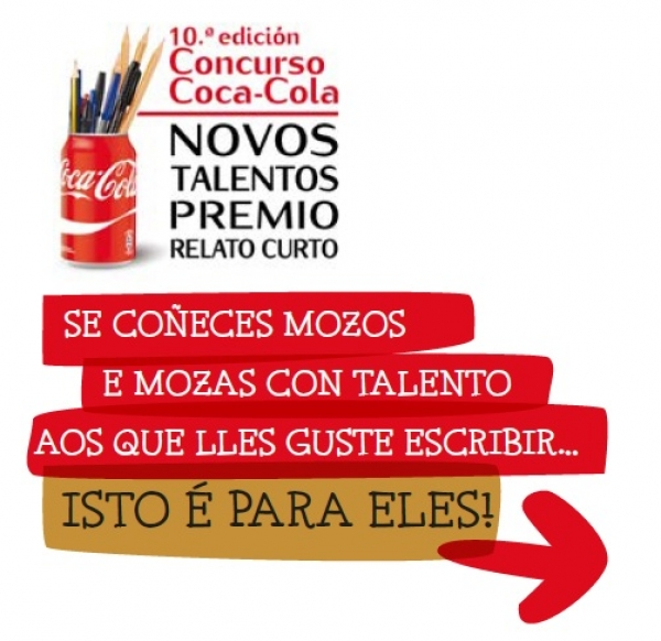 X Concurso Coca-Cola Novos Talentos de Relato Curto