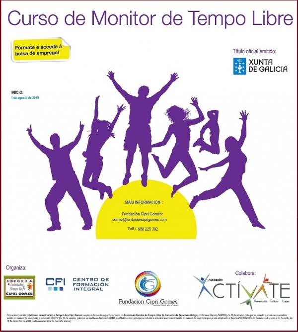 Curso de monitores/as de actividades de tempo libre en Viana do Bolo