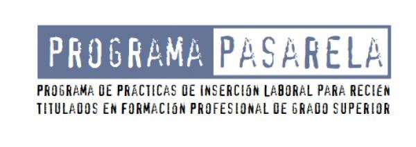 """Programa de bolsas """"Pasarela"""" para Formación Profesional"""