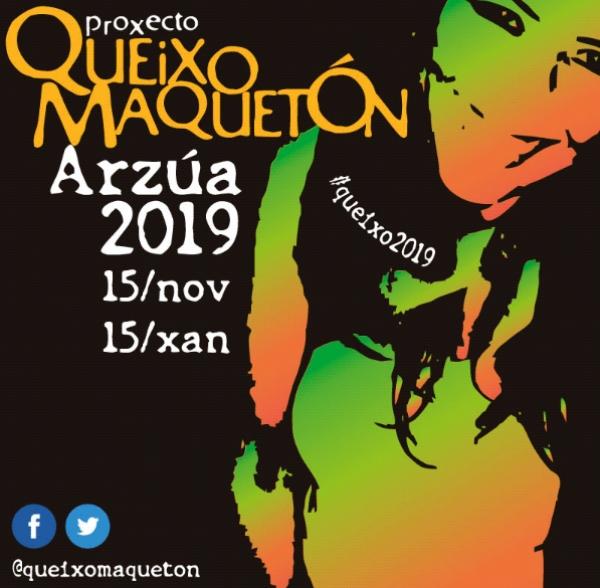 Queixo Maquetón 2019