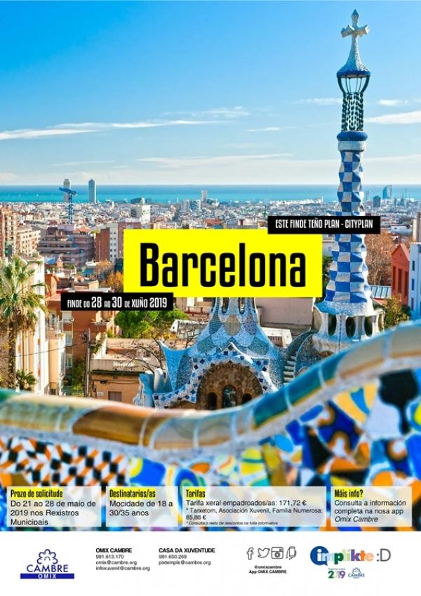Cambre-Barcelona