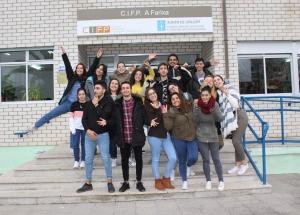 Correspondentes Xuvenís do CIFP da Farixa de Ourense