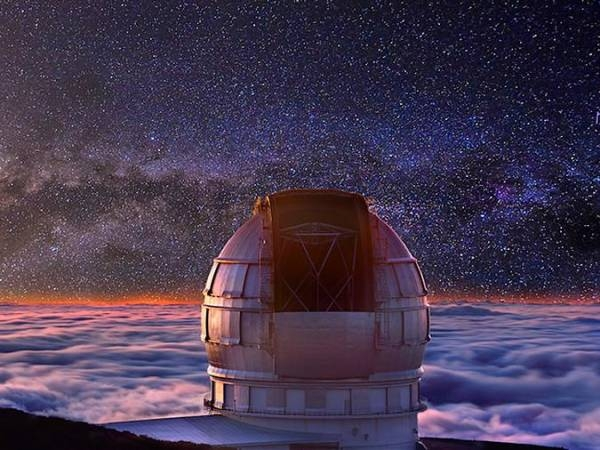 Bolsa no Instituto de Astrofísica de Canarias