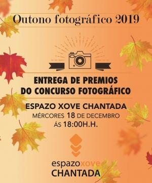Outono fotográfico 2019: entrega de premios en Chantada