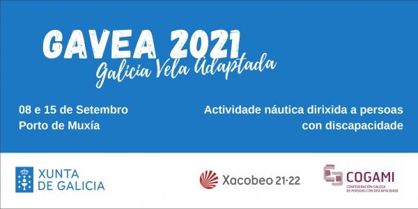 GAVEA - Curso de vela adaptada 2021