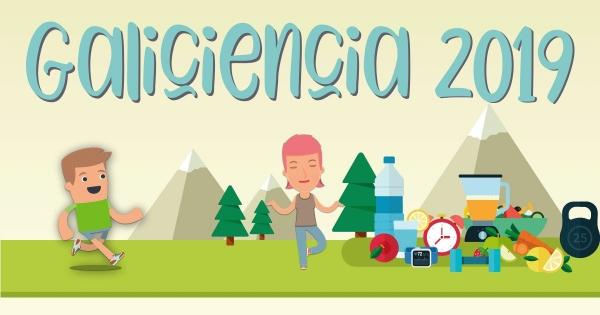 Galiciencia 2019: Investigación científica en Educación Secundaria, Bacharelato e FP
