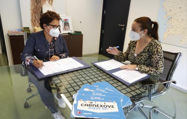 O programa Carné Xove suma a adhesión dos establecementos asociados do Ribeiro