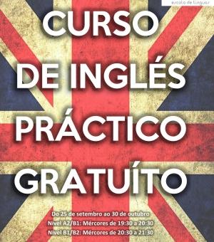 Curso de Inglés no Espazo Xove de Ourense