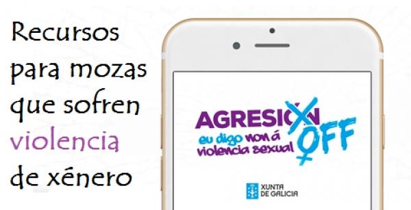 Recursos a disposición das mozas galegas para a prevención da violencia de xénero