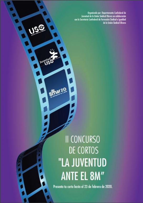 """II concurso de curtos """"A mocidade #ante o 8M"""""""