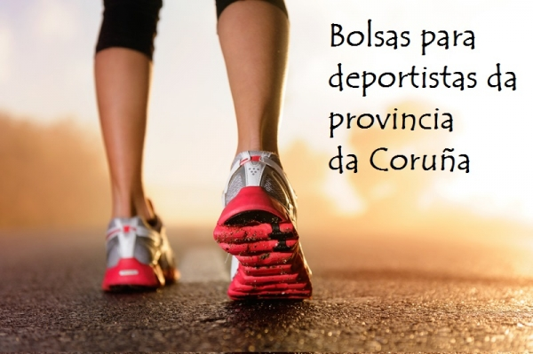 Bolsas para deportistas da provincia da Coruña 2017
