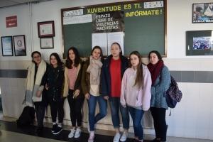 Correpondentes Xuvenís do IES de Rodeira de Cangas