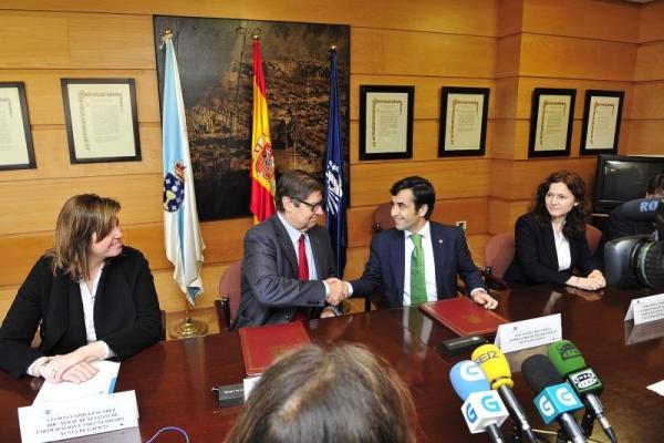 A Xunta segue a estender o programa de 'Correspondentes Universitarios' ás facultades e campus de Galicia