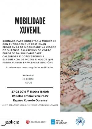 Mobilidade Xuvenil en Ourense