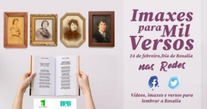 Imaxes para mil versos desde Brión