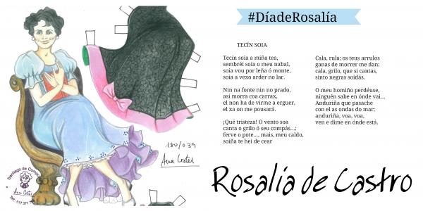 Día de Rosalía