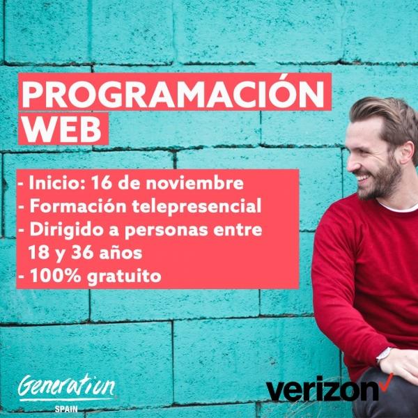 Curso gratuito sobre Programación Web