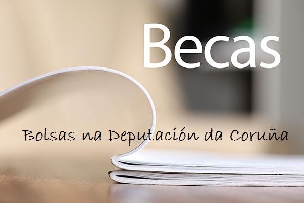 Bolsas na Deputación da Coruña