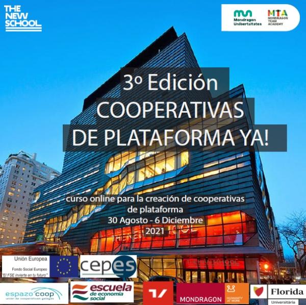 Cooperativas de Plataforma Xa!