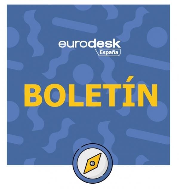 Boletín Eurodesk do mes de maio de 2021