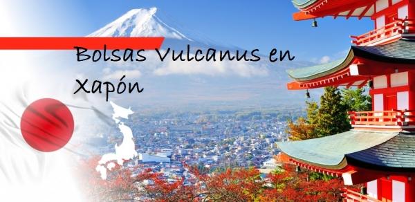 Bolsas Vulcanus en Xapón